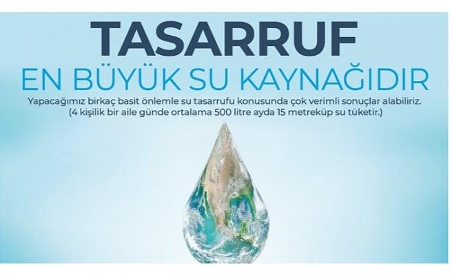 """Beykoz Kent Konseyi'nden çağrı: """"Sularımızı tasarruflu kullanalım"""""""