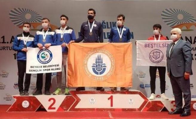 Beykoz Belediyesi GSK'dan iki gururlandıran başarı