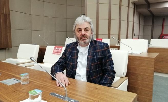 """Cemal Yavuz: """"Beykozlulara imar planları konusunda doğru bilgi verilmiyor"""""""