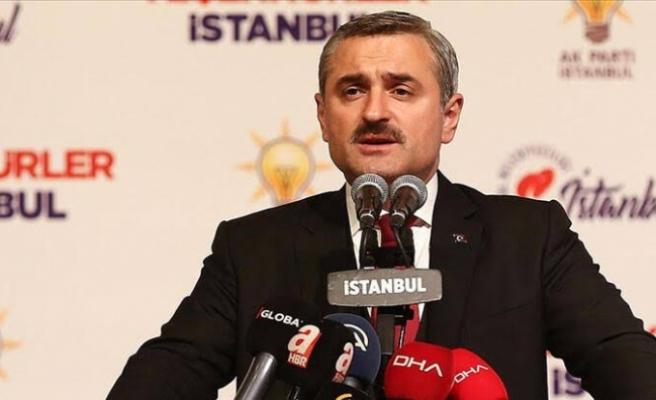 AK Parti İstanbul'da Şenocak dönemi sona erdi