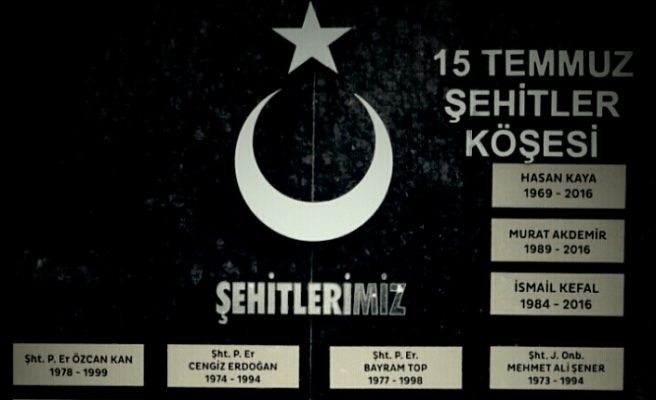 Beykoz'da şehit ismi skandalı!