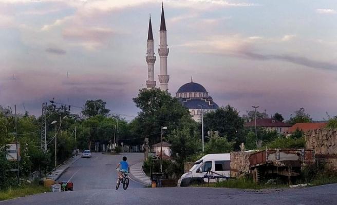 Cumhuriyetköy'de Kalkandere Vakfı'na 30 dönüm arsa