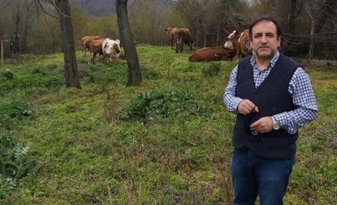 Tarım ve Orman Müdürü Karaca Beykoz'u ziyaret etti