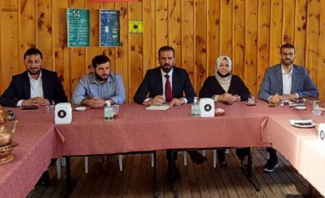 Hanefi Dilmaç, Riva Deresi'ni masaya yatırdı