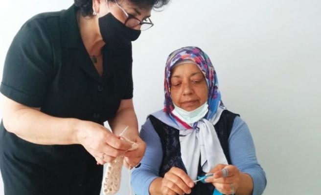Beykoz'un azimli kadınları sınır tanımıyor!