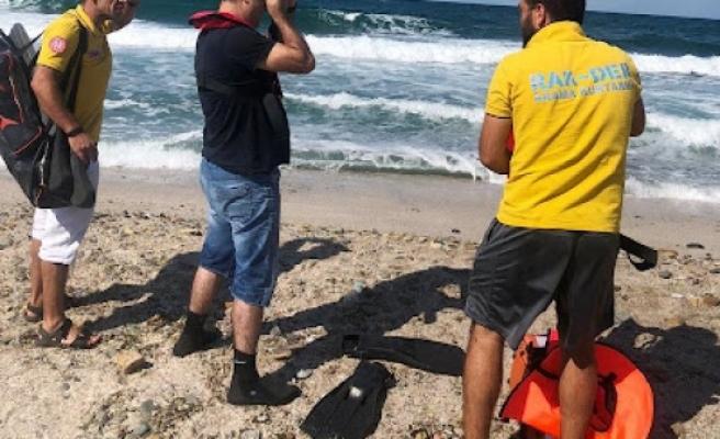 Riva arama-kurtarma ekibi 26 yaşındaki genci ölümden çekip aldı!