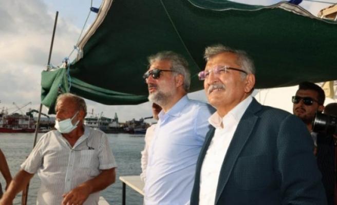 AK Parti İstanbul İl Başkanı Balıkçıları Ziyaret Etti