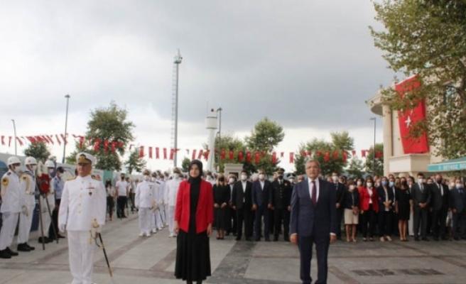 Beykoz'da 30 Ağustos kutlamaları başladı