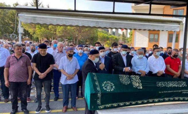 Beykoz'da hiçbir cenaze böyle kalabalık olmadı