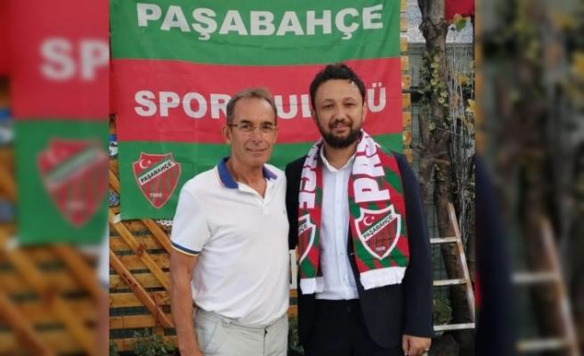 Paşabahçe Spor Kulübü kongreye gitti: Başkan Coşkun Okur güven tazeledi