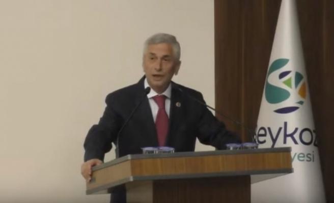 """Pekkip """"Beykoz Belediyesi 2000 lira bağış vermeyenlere 11.500 lira ceza kesmiş."""""""