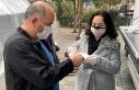 Beykoz sağlık çalışanlarına Trabzon lezzetleri