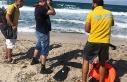 Riva arama-kurtarma ekibi 26 yaşındaki genci ölümden...