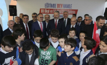 Necip Fazıl İlkokulu, Cumhurbaşkanı Erdoğan'ın Canlı Bağlantısıyla Açıldı