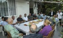 Başkan Çelikbilek'le 'Çay Sizden, Sohbet Bizden' Ziyaretleri Başladı
