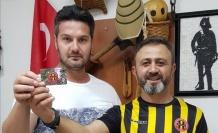 Coşkun Türk'ten Beykoz 1908'e Destek