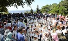Beykozlu 500 Çocuk Sünnet Heyecanı Yaşadı