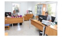 Sağlık İşleri Müdürlüğü Yeni Yeri'nde