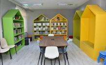 Küçük Mucizeler Kütüphanesi Soğuksu'da Açıldı