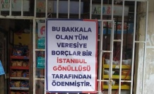 İstanbul Gönüllüleri Beykoz'da dua aldı