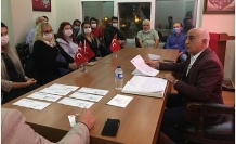 MHP Beykoz'da görev dağılımı yapıldı