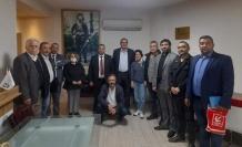 Yeniden Refah'tan Giresun Derneği ziyareti