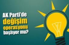 AK Parti, İstanbul'da Köklü Değişime Gidecek
