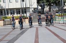 Beykoz'a Bisikletli Zabıtalar Geliyor