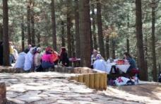 Karlıtepe'den Bayram Manzaraları