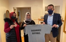 Hanefi Dilmaç 28 Şubat mağdurlarını ziyaret etti