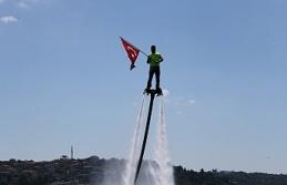 Beykoz Sahili Su Sporları Festivaliyle Canlandı