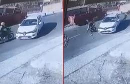 Beykoz'daki feci kaza!
