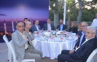 AK Parti, Beykoz Protokolünü Ağırladı