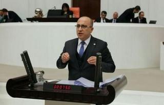 MHP'li Vekil, Yenimahalle ve Tokatköy'ü Meclise...