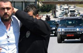 Çerkes Cengiz Beykoz'da Yakalandı!