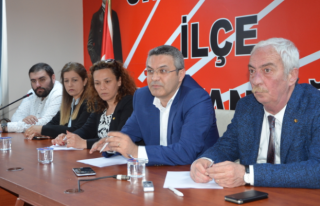 CHP'li Vekil Salıcı: 'AKP İle Her Şey Hayaldi...
