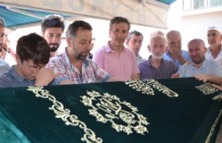 Hasan Türkgenç Gözyaşlarıyla Uğurlandı