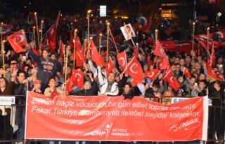 Beykozlular, Cumhuriyet Kutlamalarında Meydana Sığmadı