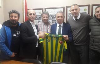 Anadoluhisarı Spor Kulübü, Efsane Başkan Ergül'ü...