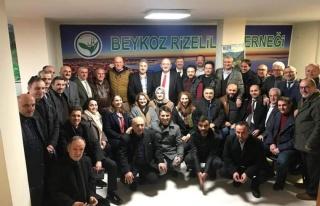 AK Parti Genel Merkezi, Mikail Akyıldız'ı Takibe...