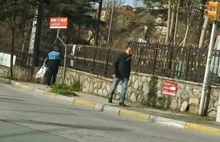 Beykoz'da Pankart Bilmecesi