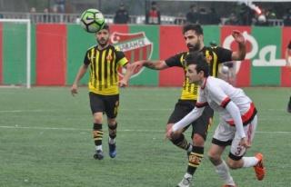 Beykozspor1908 ve Feriköy Puanları Paylaştı