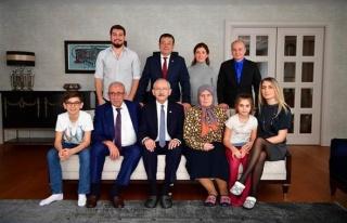 CHP'nin İstanbul Büyükşehir Belediye Başkan Adayı...