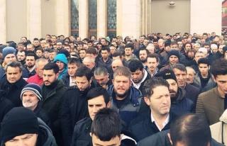 Beykoz, Hüseyin Karaman'a Ağladı