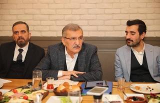 AK Parti Adayı Murat Aydın: 'Seçimi Kazanacağımın...