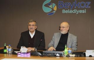 Çelikbilek'ten Murat Aydın'a Brifing