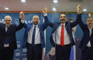 Kaşıtoğlu: 'Muharrem Kaşıtoğlu Beykoz Halkının...