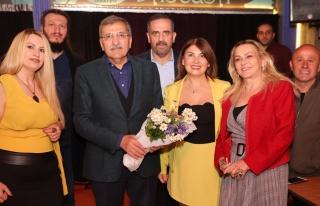 Murat Aydın: 'Kültür ve Sanatta Dışarıya Yayılacağız'