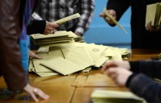 Beykoz'da Geçersiz Oyların Sayımı Bitti