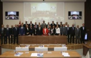 Belediye Meclisi Yeni Dönemin İlk Toplantısını...